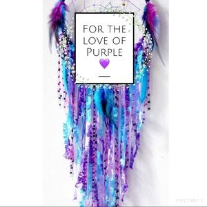 For The Love Of All Beauties Purple💜💜💜
